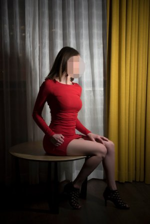 Merika escort girl in Warsaw