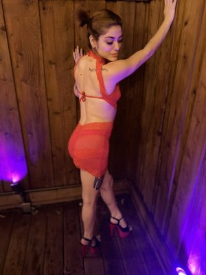 Adelina asian call girls